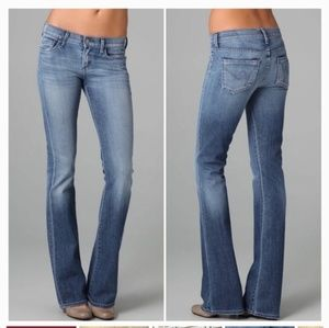 Citizens Of Humanity Kelly Low Rise Boot Cut 24